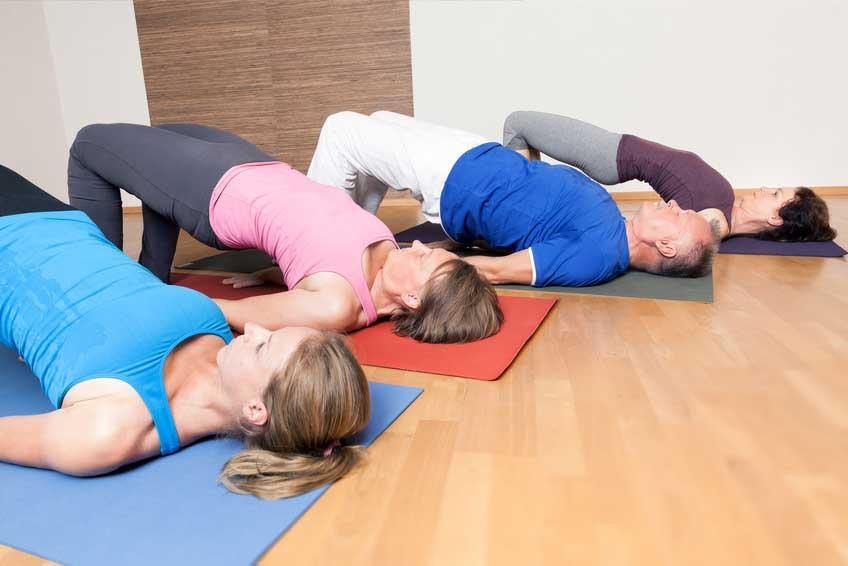 yoga class Swansea