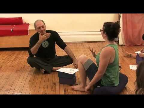 yoga breath centred practice